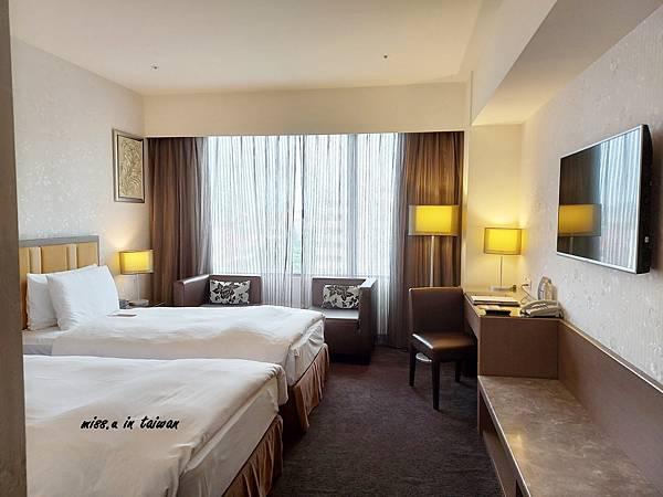 台北花園大酒店 房間
