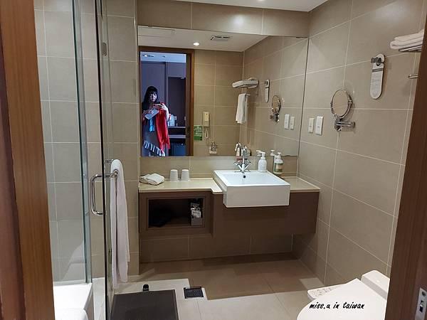 台北花園大酒店 廁所