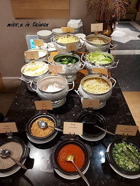 花園大飯店 buffet