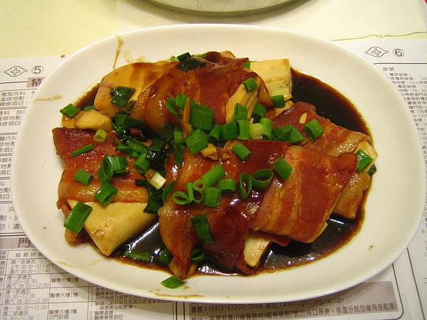 20101116照燒培根豆腐捲
