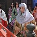 平家的女大家長--時子--松坂慶子飾演