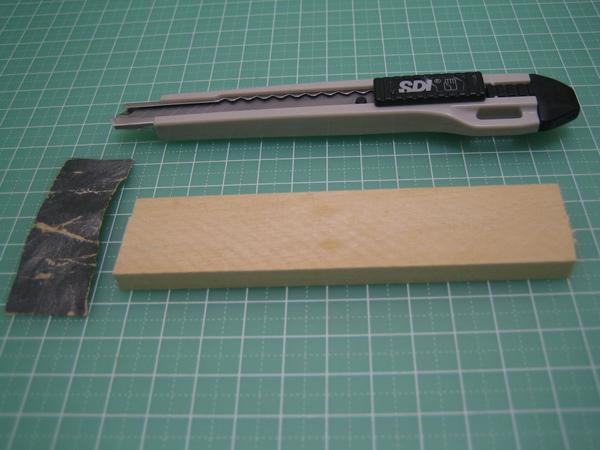 鐵板模型準備材料1