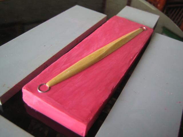 鐵板開模灌漿 DIY - 6