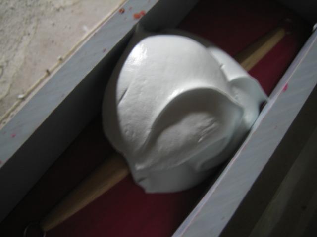 鐵板開模灌漿 DIY - 10