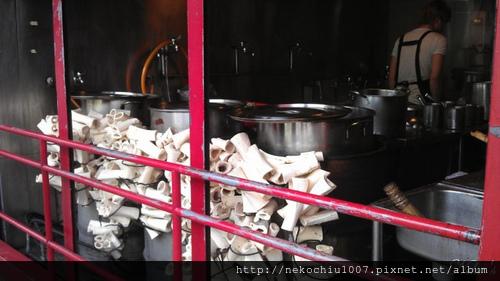 七十二牛肉麵外觀