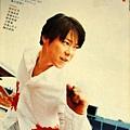 演劇ぶっく2003年8月號(封面)