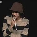 舞妓Haaaan!!!記者会 - 23 一直躲在帽子陰影下的宮藤桑....