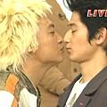 Fuji TV Super Drama Festival (010706) - 33 香取與瑛太...跟阿部桑無關的圖,只是覺得很有趣XD