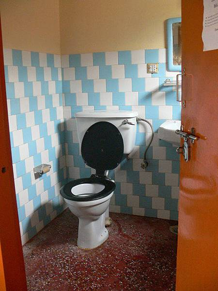 Iceland GH toilet