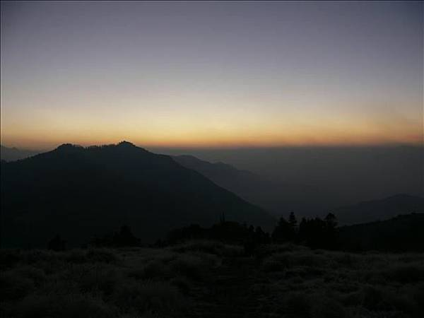 Sunrise in Poon Hill