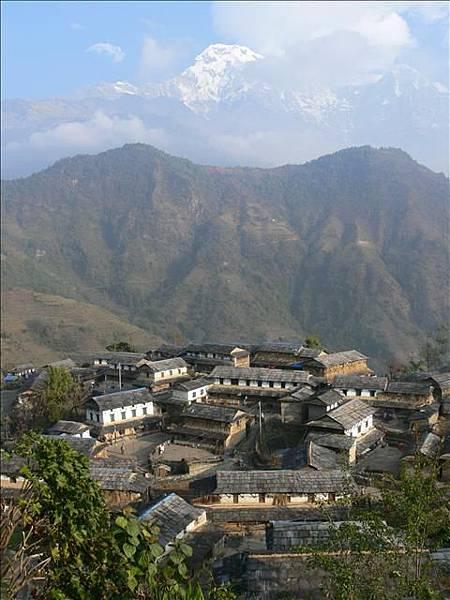 Village Ghandruk