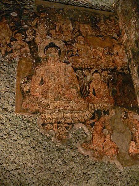 近兩千年的壁畫