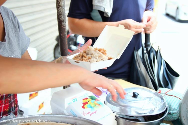 『食記』屏東恆春。古早味之阿婆ㄚ鹹粿,大量菜圃好夠味 @ 跟著尼力吃喝玩樂&親子生活 :: 痞客邦
