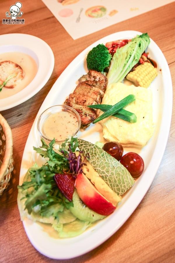 維那奇 Vivace  早午餐 沙拉 輕食 咖啡 (21 - 37).jpg
