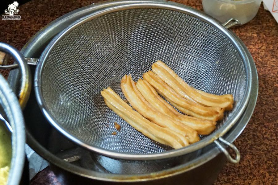 吉拿棒 西班牙甜棒巧克力 新堀江 甜點-09921.jpg