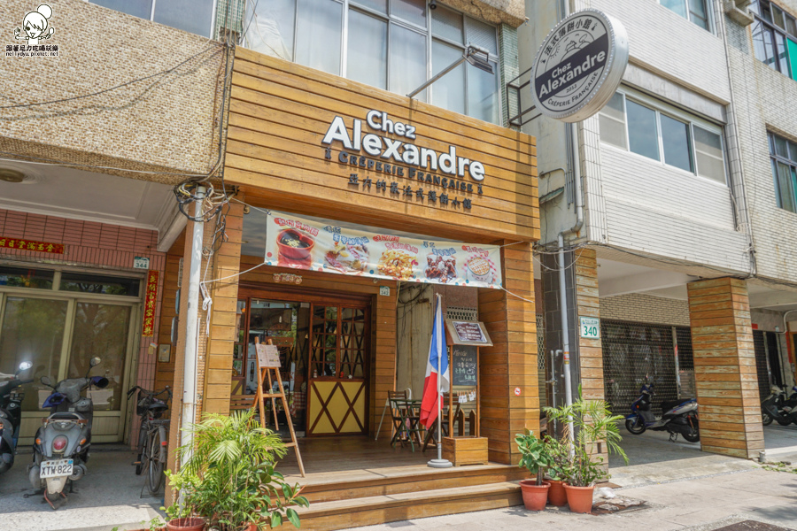 Chez Alexandre 亞力的家法式薄餅小館 高雄千層蛋糕 軟式可麗餅 鄉村-02011.jpg
