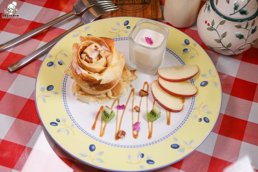Chez Alexandre 亞力的家法式薄餅小館 高雄千層蛋糕 軟式可麗餅 鄉村-9535.jpg