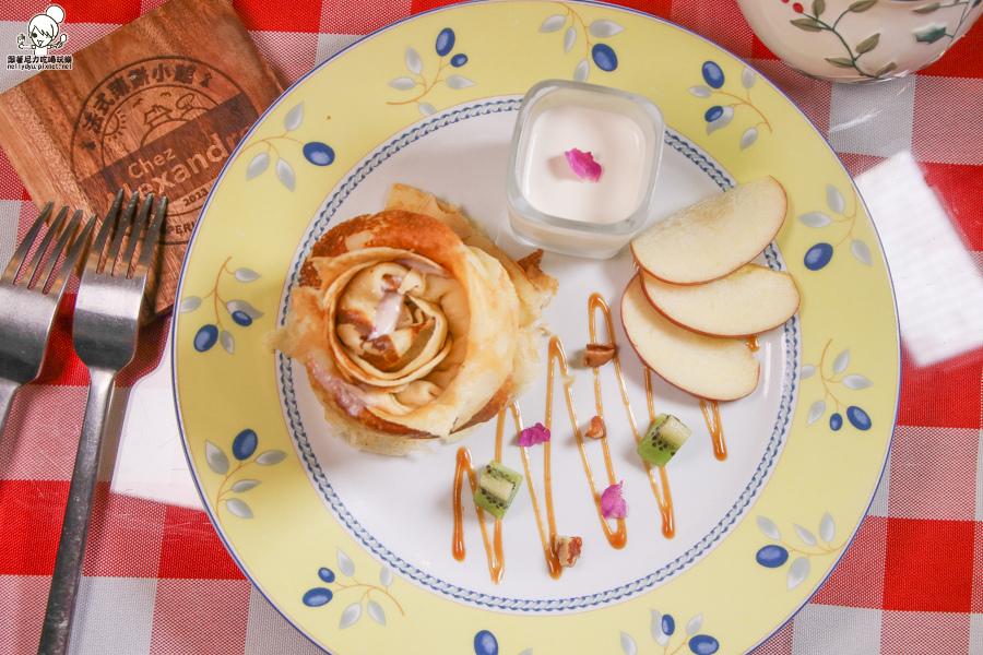 Chez Alexandre 亞力的家法式薄餅小館 高雄千層蛋糕 軟式可麗餅 鄉村-9538.jpg