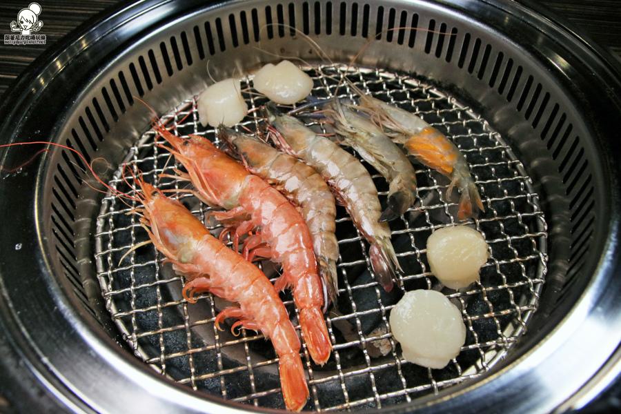 好客燒肉 高雄獨家 南部獨家 新光三越 高雄燒肉 海鮮吃到飽 蝦子吃到飽-0037.jpg