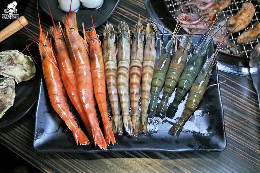 好客燒肉 高雄獨家 南部獨家 新光三越 高雄燒肉 海鮮吃到飽 蝦子吃到飽-0095.jpg