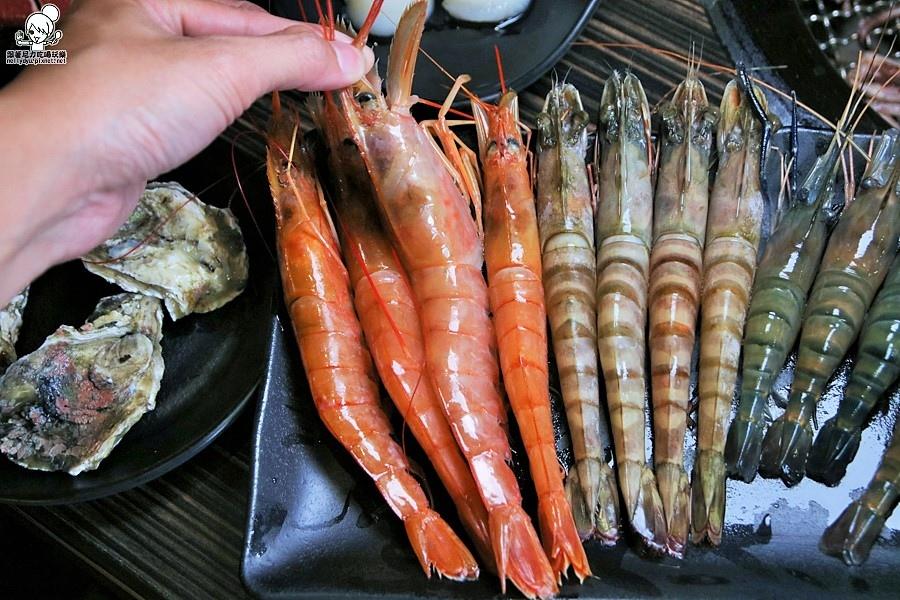 好客燒肉 高雄獨家 南部獨家 新光三越 高雄燒肉 海鮮吃到飽 蝦子吃到飽-0099.jpg