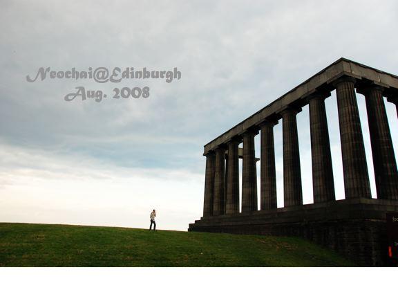 Edinburgh-calton hill