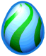 Lichen Egg
