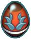 Silver Olympus Egg