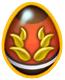 Gold Olympus Egg