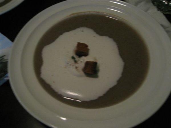 芋頭奶油濃湯