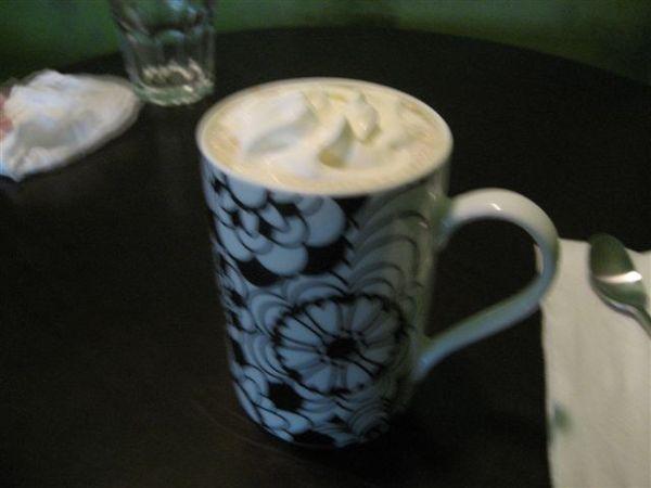 愛爾蘭奶茶
