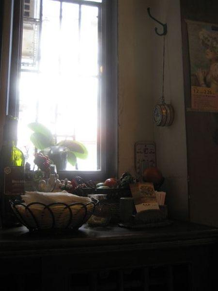 達文郡的窗