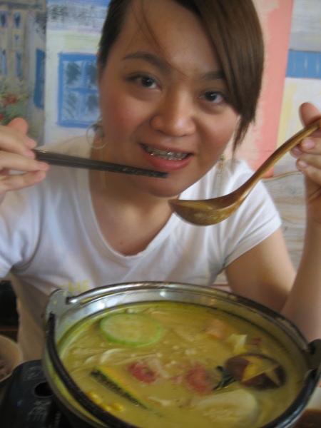 姐姐的南瓜牛奶鍋