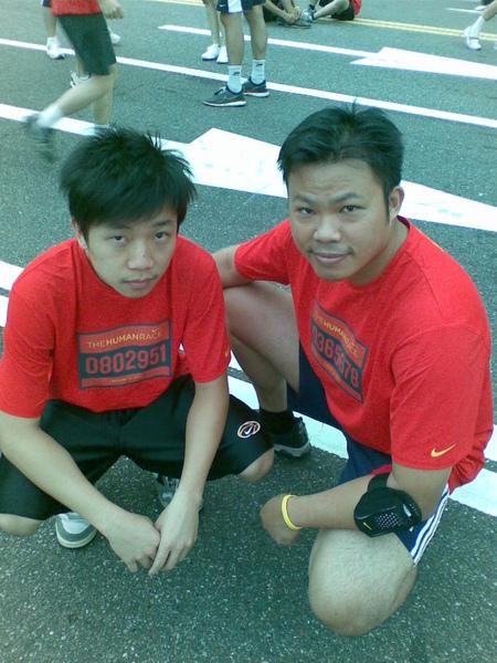 2008 我的路跑記錄 2