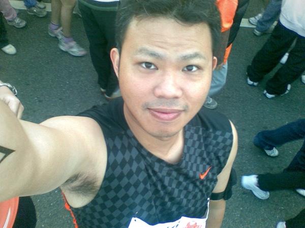2008 我的路跑記錄 12