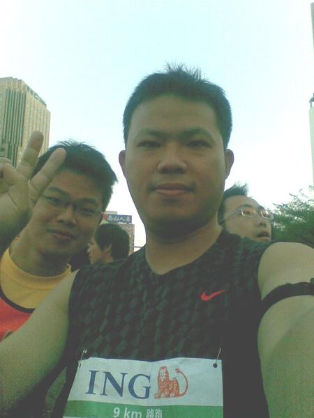 2008 我的路跑記錄 13