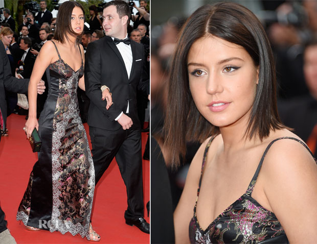 Ad--le-Exarchopoulos-In-Louis-Vuitton-Irrational-Man-Cannes-Film-Festival-Premiere