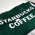 Starbucks Blanket