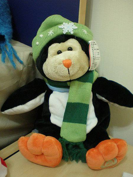 2007聖誕熊