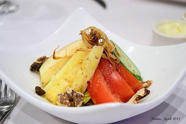 聯一西餐廳-6