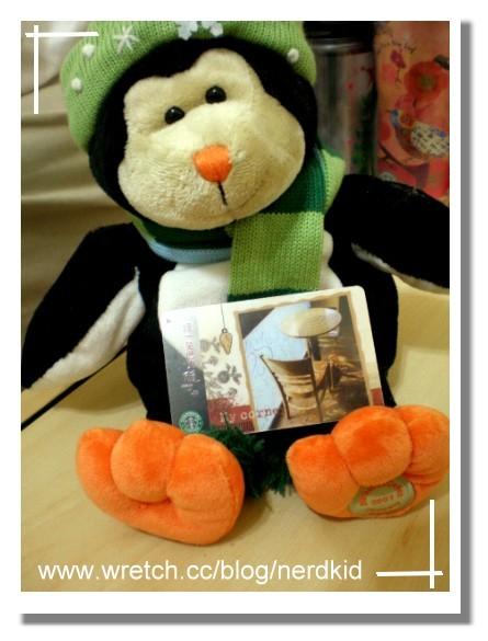 My Coner Card & Bear
