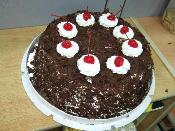 這個蛋糕也很好吃喔
