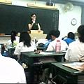 可愛的生物老師