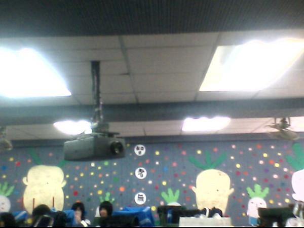 教室打掃時間
