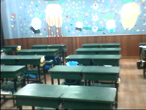 乾淨的教室