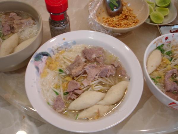 泰式米粉湯