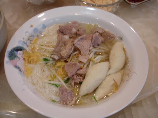 泰式米粉湯-