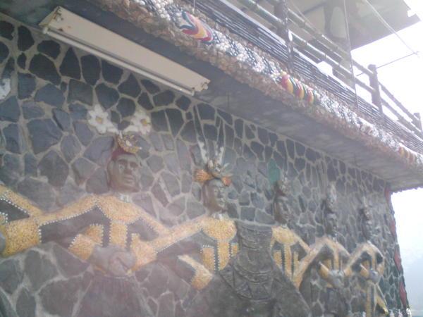 傳統建築之石板屋