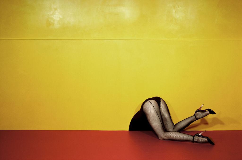 1. Charles Jourdan, Spring 1979 © Guy Bourdin