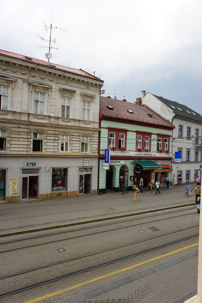 布拉提斯拉瓦街景